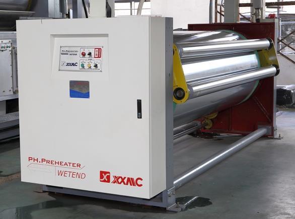 Linear Pre-heater