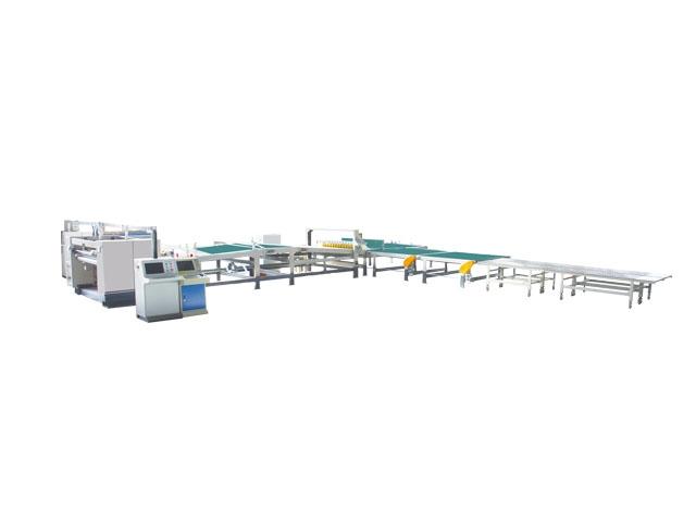 automatic up stacking machine